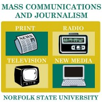 Logo MCJR Week 2016 | Department of Mass Communications and Journalism | Norfolk State University